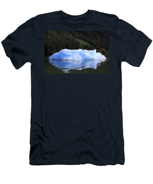 Reflections In The Sea Men's T-Shirt (Slim Fit) by Shoal Hollingsworth
