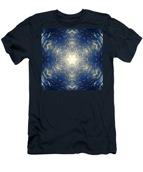 Reflective Ice I Men's T-Shirt (Athletic Fit)