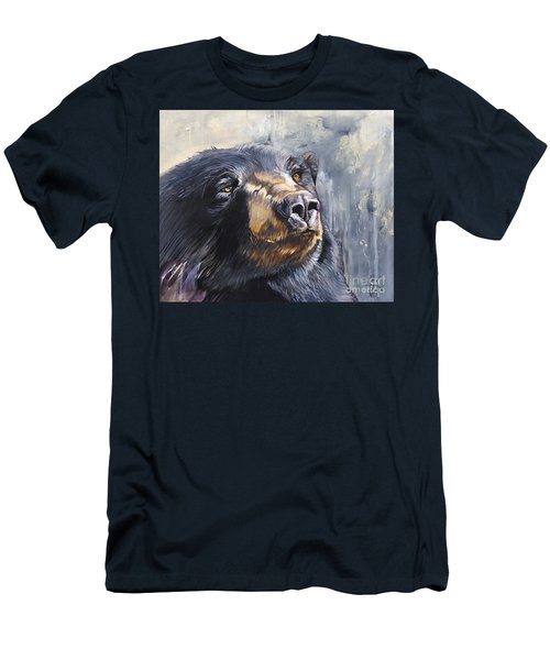 Remember Me Men's T-Shirt (Slim Fit) by J W Baker