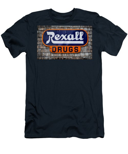Rexall Drugs Men's T-Shirt (Athletic Fit)