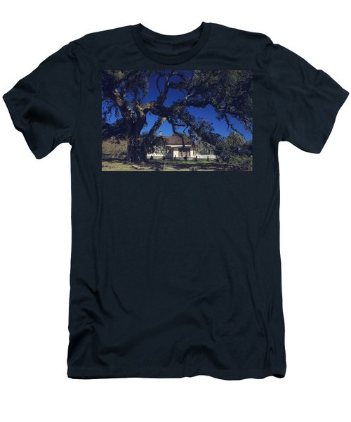 Right Outside The Window Men's T-Shirt (Athletic Fit)