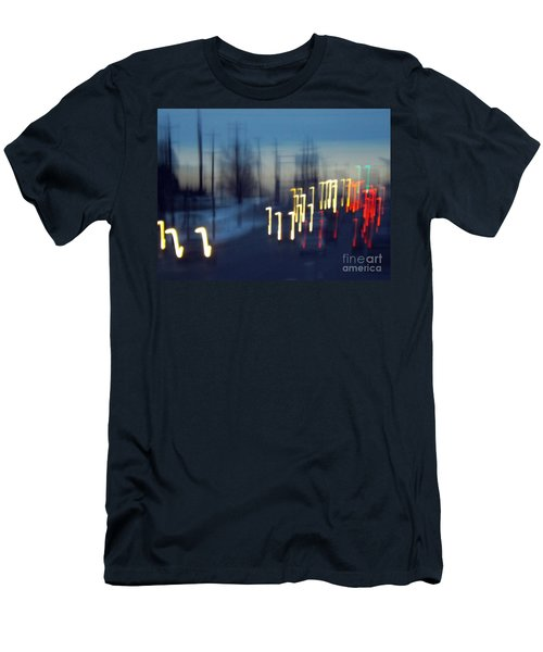 Road To Tomorrow Men's T-Shirt (Athletic Fit)