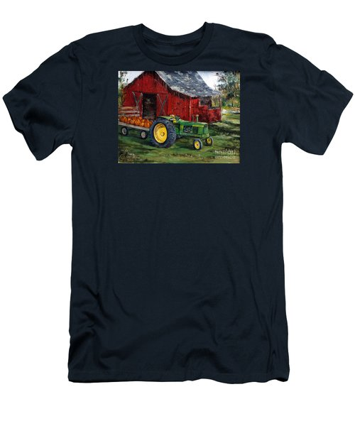 Rob Smith's Tractor Men's T-Shirt (Athletic Fit)