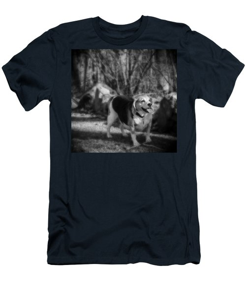 Roscoe Men's T-Shirt (Athletic Fit)