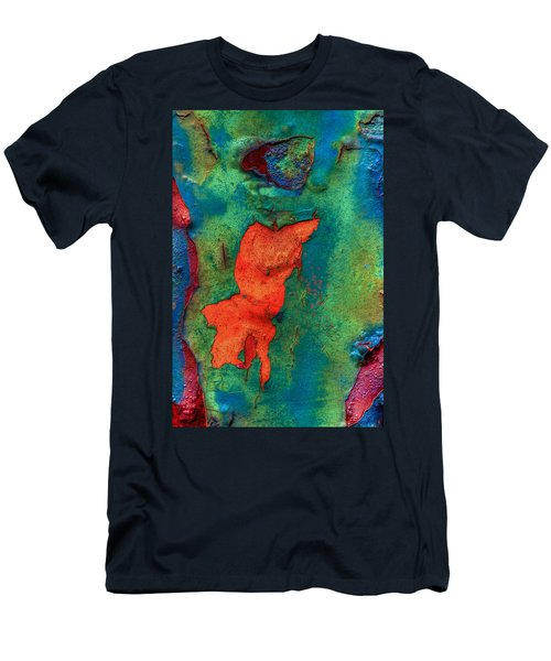 Men's T-Shirt (Slim Fit) featuring the photograph Rust Is Beautiful by Jerry Gammon