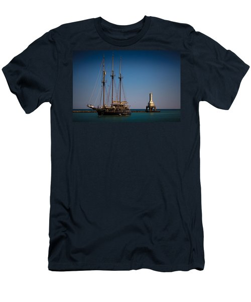 s/v Peacemaker II Men's T-Shirt (Athletic Fit)