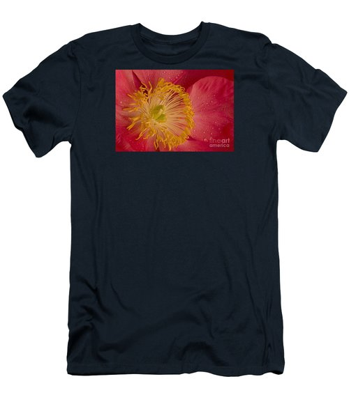 Men's T-Shirt (Slim Fit) featuring the photograph Salmon Dream by Nick  Boren