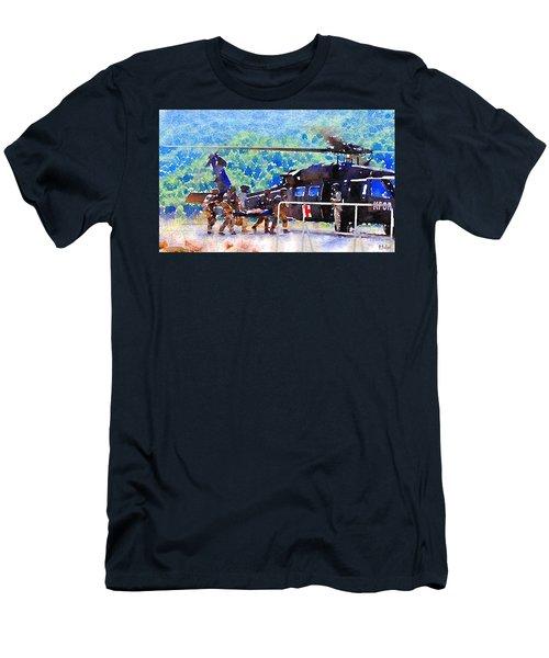 Salvation Men's T-Shirt (Athletic Fit)