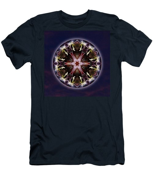 Scorpio Moon Warrior Men's T-Shirt (Athletic Fit)