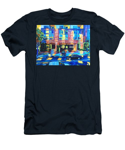 Reflect Men's T-Shirt (Slim Fit) by Bonnie Lambert