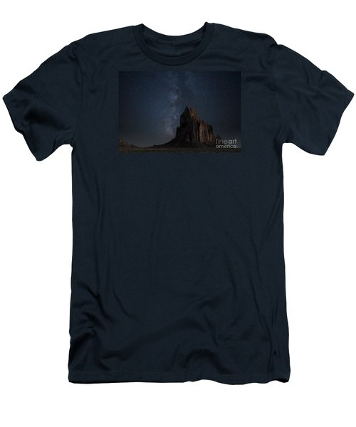 Shiprock Men's T-Shirt (Athletic Fit)