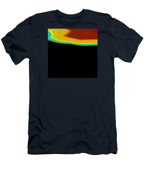Shoreline I  C2014 Men's T-Shirt (Athletic Fit)