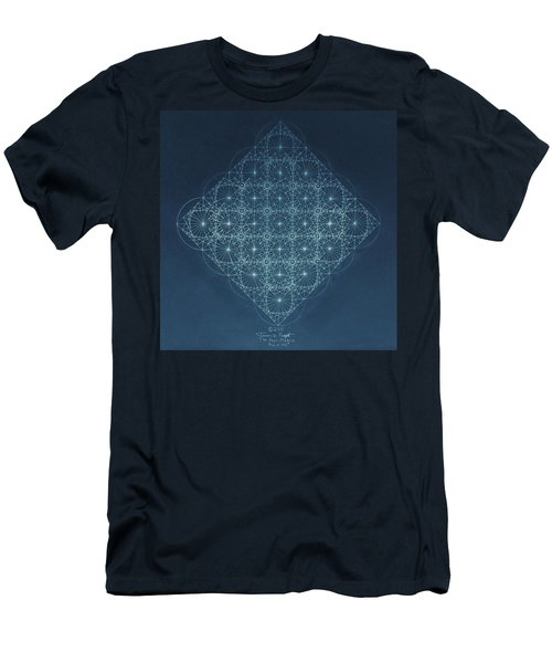 Sine Cosine And Tangent Waves Men's T-Shirt (Athletic Fit)