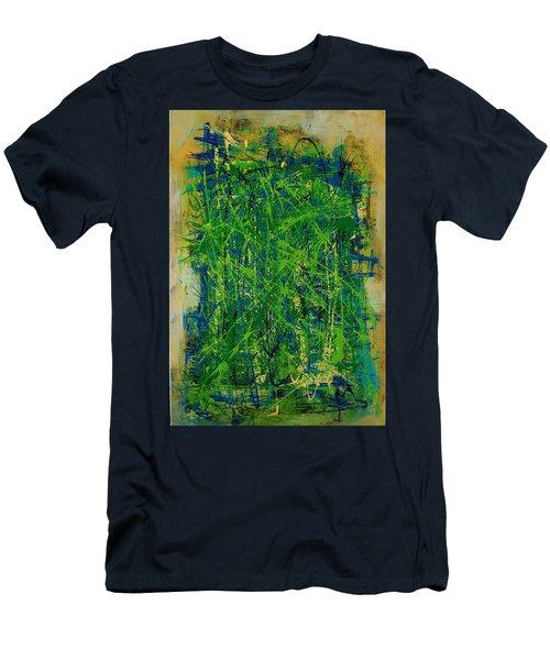 Six Degrees Men's T-Shirt (Slim Fit) by Jean Cormier