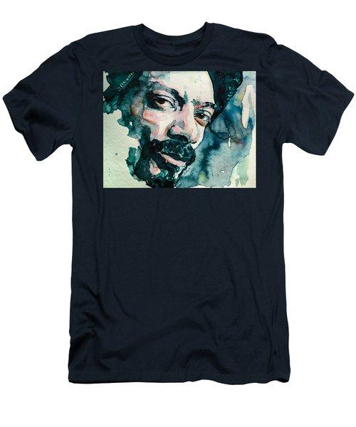 Snoop's Upside Ya Head Men's T-Shirt (Athletic Fit)