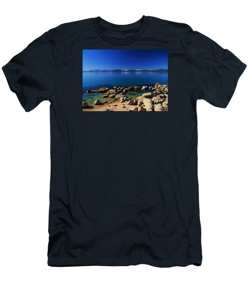 Men's T-Shirt (Slim Fit) featuring the photograph Spring Simplicity by Sean Sarsfield