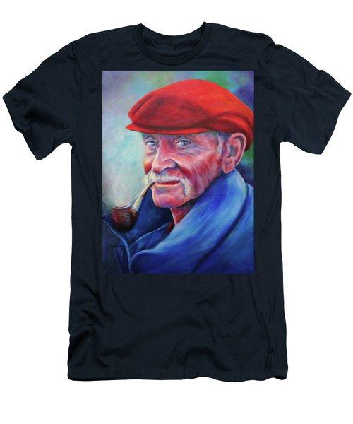 St. Francis Men's T-Shirt (Athletic Fit)