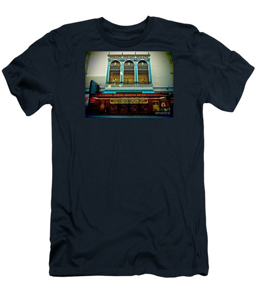 St. James Theatre Balcony Men's T-Shirt (Athletic Fit)