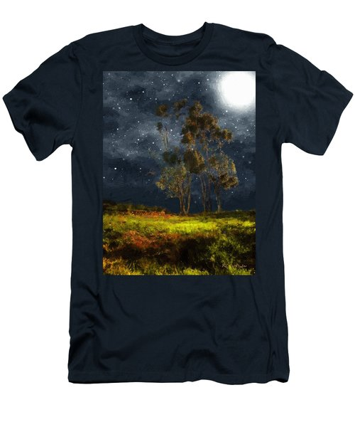 Starfield Men's T-Shirt (Slim Fit) by RC deWinter