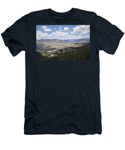 Starlight Basin Men's T-Shirt (Athletic Fit)