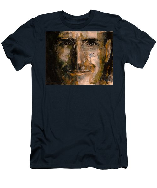 Steve... Men's T-Shirt (Slim Fit) by Laur Iduc
