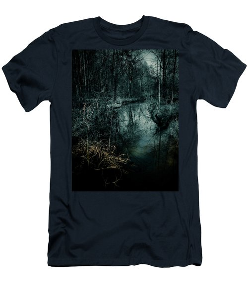 Still Waters Run Deep Men's T-Shirt (Athletic Fit)
