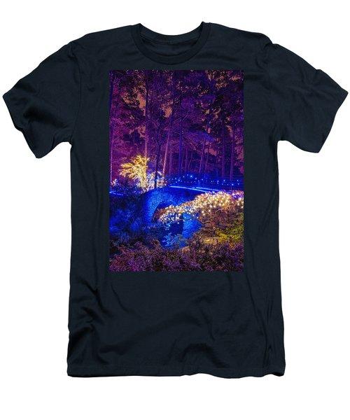 Stone Bridge - Full Height Men's T-Shirt (Athletic Fit)