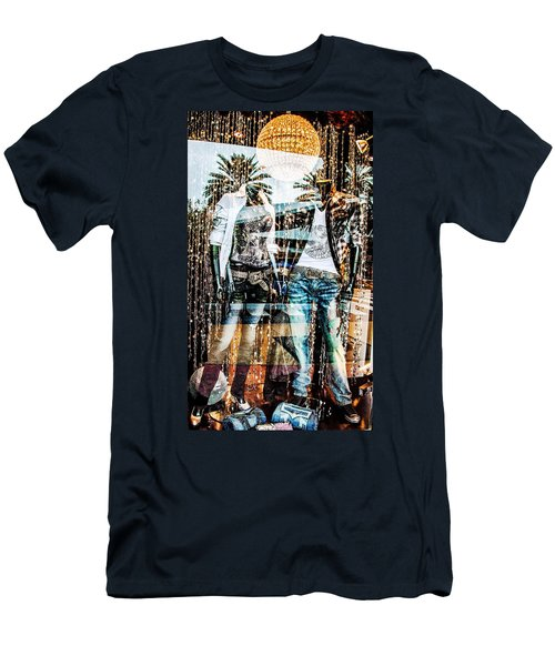 Store Window Display Men's T-Shirt (Athletic Fit)
