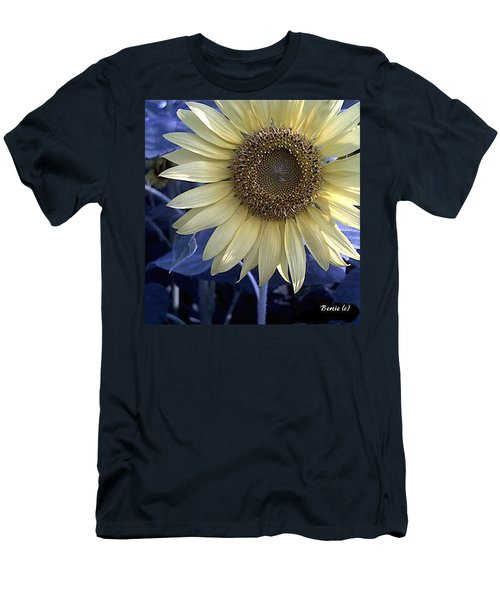 Sunflower Blues Men's T-Shirt (Slim Fit)