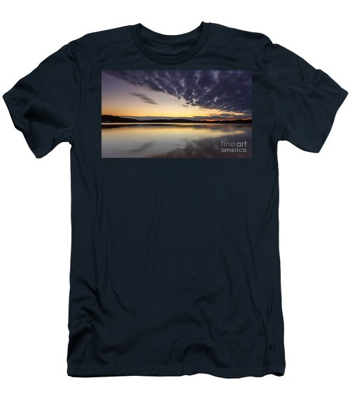 Sunrise On The Lake Men's T-Shirt (Athletic Fit)