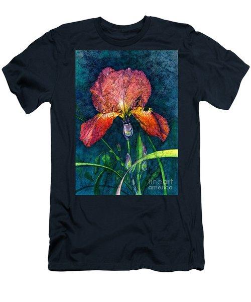 Sunset Iris Men's T-Shirt (Athletic Fit)