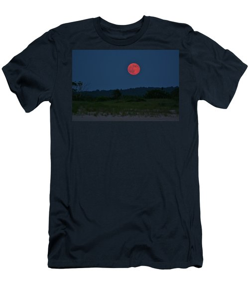 Super Moon July 2014 Men's T-Shirt (Athletic Fit)