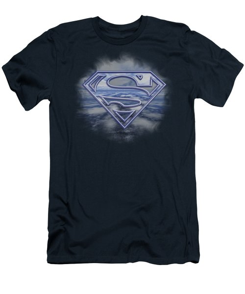 Superman - Freedom Of Flight Men's T-Shirt (Athletic Fit)