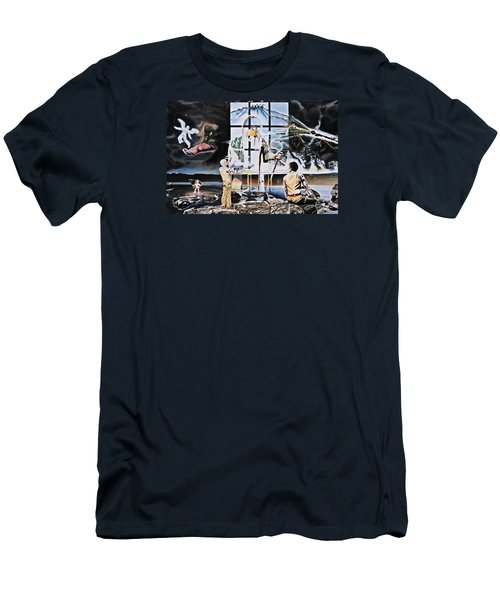 Windows Of Allegory Men's T-Shirt (Athletic Fit)