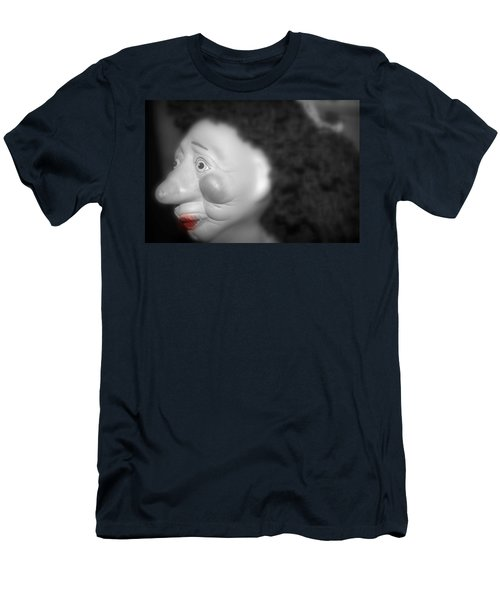 Men's T-Shirt (Slim Fit) featuring the photograph Sweet Rose by Lynn Sprowl