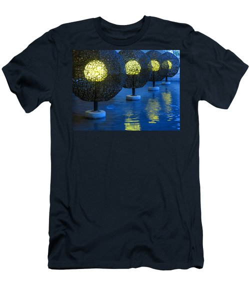 Tamarindo Reflections Men's T-Shirt (Athletic Fit)