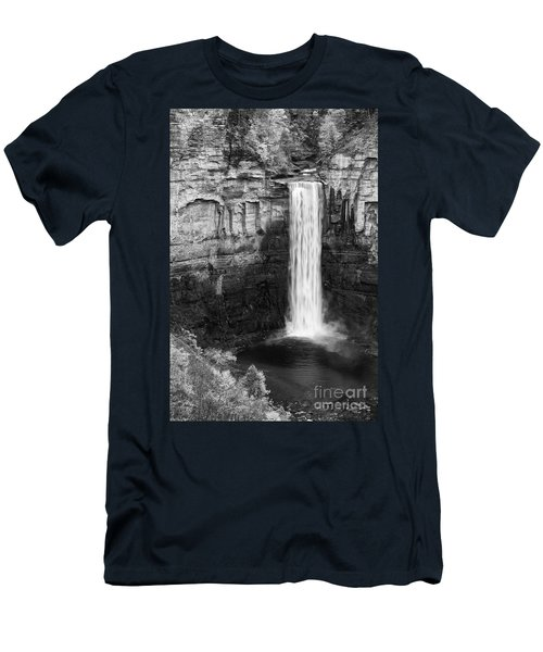 Taughannock Monochrome II Men's T-Shirt (Athletic Fit)