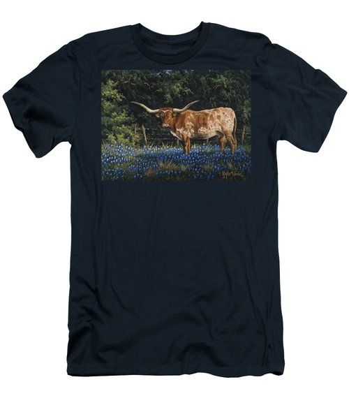 Texas Traditions Men's T-Shirt (Athletic Fit)