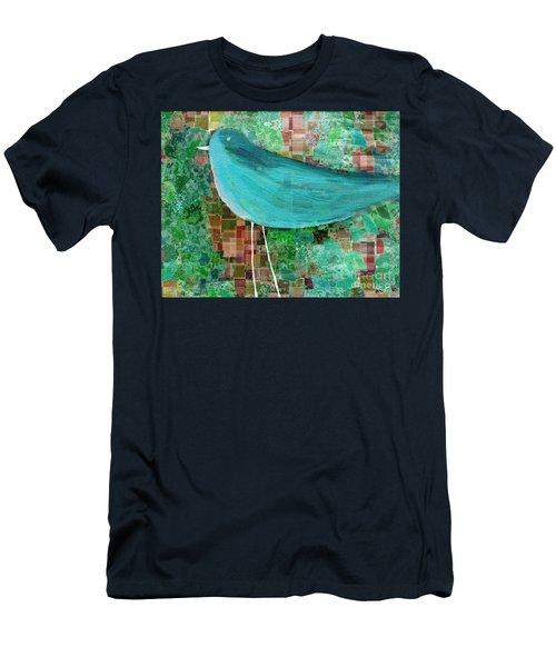 The Bird - 23a1c2 Men's T-Shirt (Athletic Fit)
