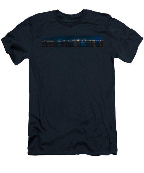 The Blue Monster Men's T-Shirt (Athletic Fit)