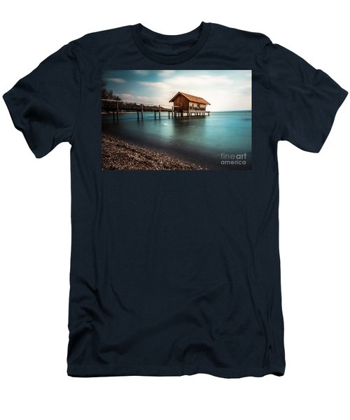 The Boats House II Men's T-Shirt (Athletic Fit)