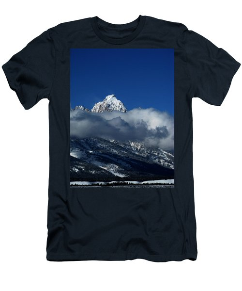 The Clearing Storm Men's T-Shirt (Slim Fit) by Raymond Salani III