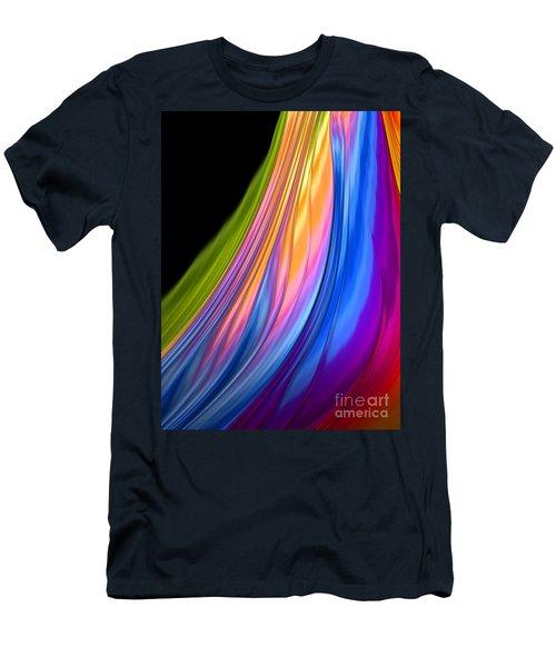 The Color Of Rain Men's T-Shirt (Athletic Fit)