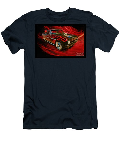 The Devil's Ride Men's T-Shirt (Athletic Fit)