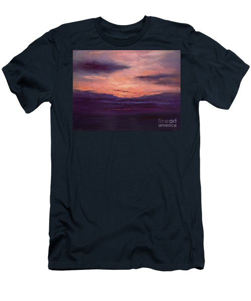 The End Of A Perfect Day Men's T-Shirt (Athletic Fit)
