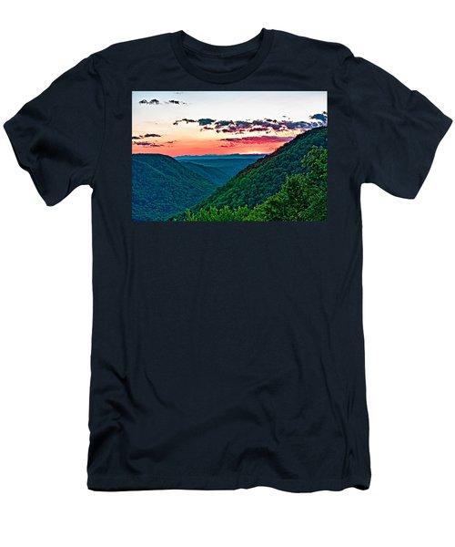 The Far Hills 2 Men's T-Shirt (Athletic Fit)