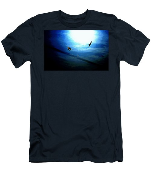 The Flight Men's T-Shirt (Slim Fit) by Miroslava Jurcik