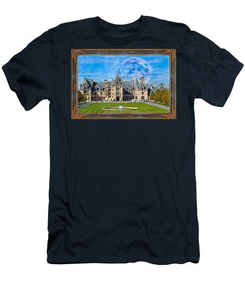 The Grand Vision  Men's T-Shirt (Athletic Fit)