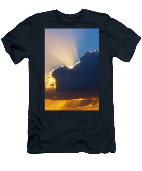 The Heavens Men's T-Shirt (Athletic Fit)