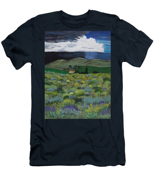 The High Desert Storm Men's T-Shirt (Athletic Fit)